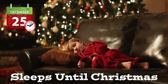 how many sleeps until christmas - How Long Until Christmas