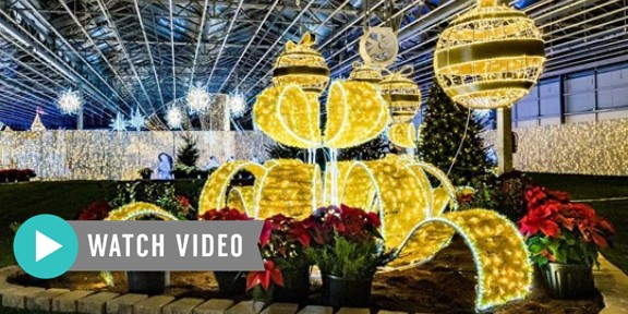 Christmas In Pittsburgh 2019.Holiday Attractions And Christmas Events In Pennsylvania